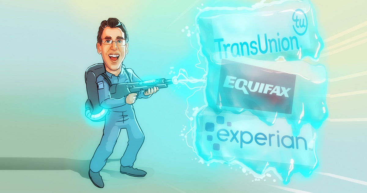 How To Freeze Your Credit With Experian Equifax And Transunion Clark Howard