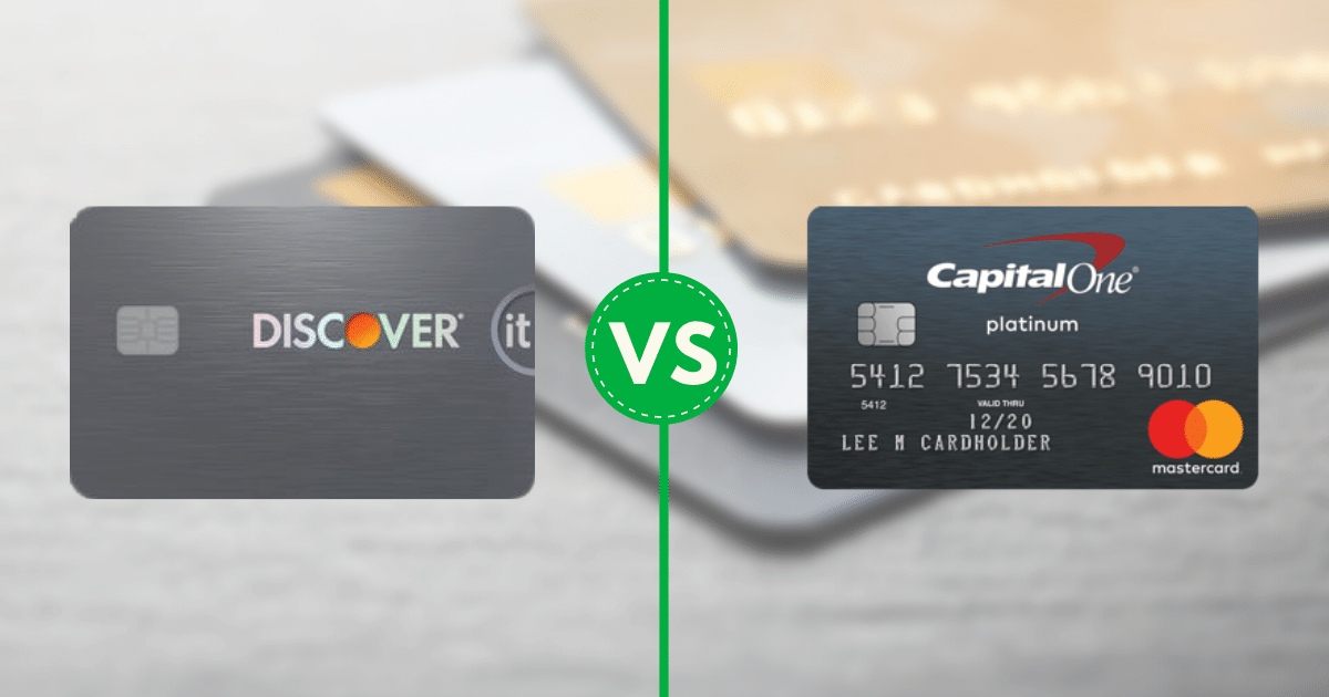 Discover it® Secured vs. Capital One® Secured Mastercard®: Which